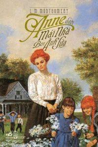 Cuốn sách Anne dưới mái nhà bên ánh lửa