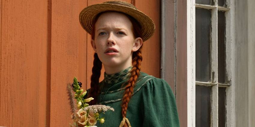 Anne đã thật sự trưởng thành