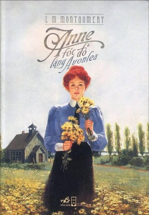 Cuốn sách Anne tóc đỏ làng Avonlea