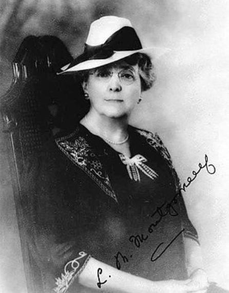 Lucy Maud Montgomery - Tác giả bộ truyện Anne tóc đỏ