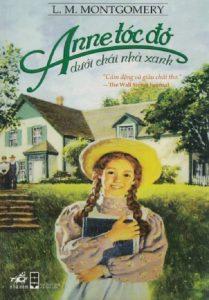 sách anne tóc đỏ dưới chái nhà xanh