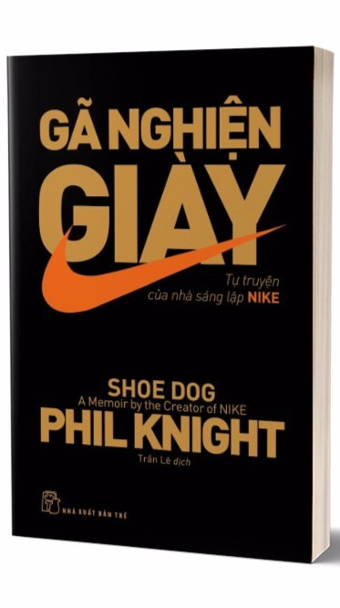 Cuốn sách gã nghiện giày