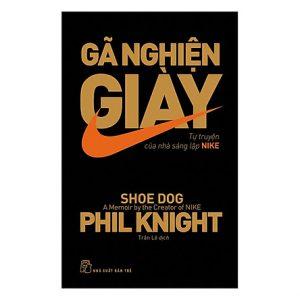 Sách gã nghiện giày